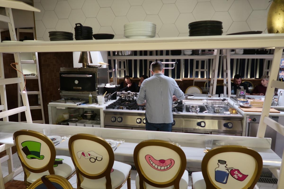 LU, cocina y alma