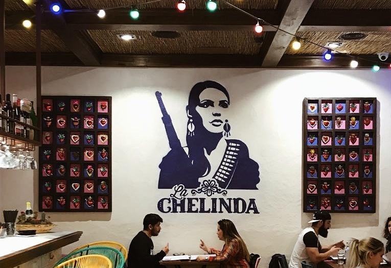 LA cHELINDA MADRID